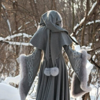 Frost Angel ~ Snow Frostelle