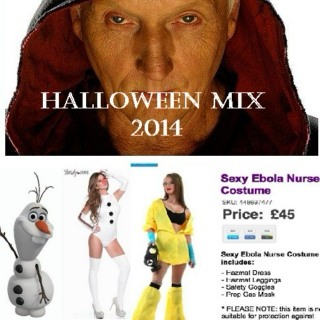 Halloween 2014 Mix