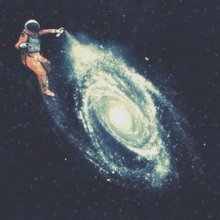 spaced out.