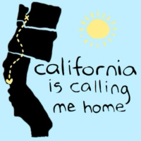 california is calling me home