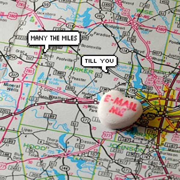 miles and miles until you