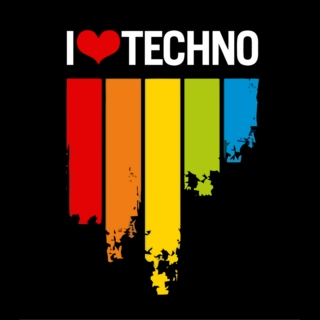 My I Love Techno Playlist