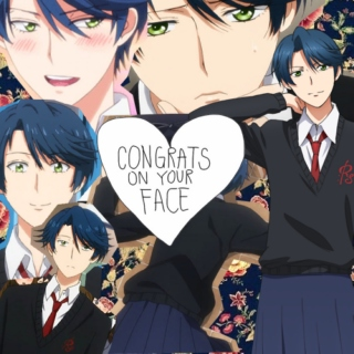 i am so fucking gay for kashima yuu