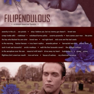 Filipendulous