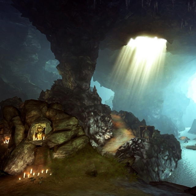 cave colony