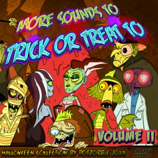 More Sounds To Trick Or Treat To