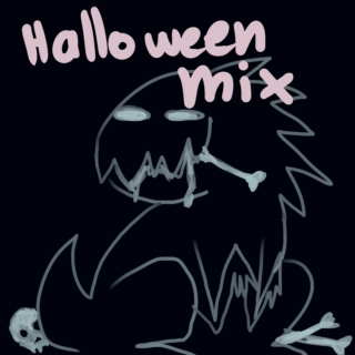 Monster Halloween mix
