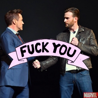 MCU Civil War: The 2 hour argument between Steve and Tony