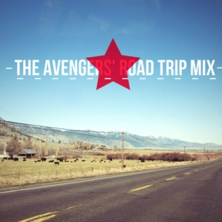 The Avengers' Road Trip Mix
