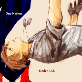 One Nation.  Under God.