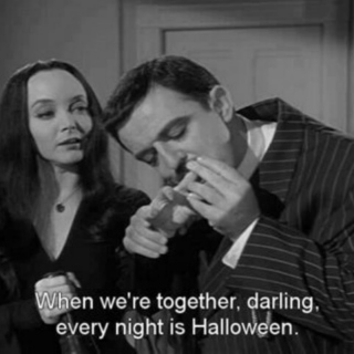 All Hallows with Love.