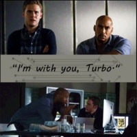 I'm with you, Turbo