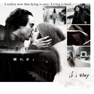 book playlist: if i stay