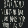 just bands.
