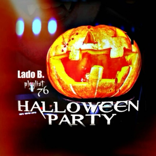 Lado B. Playlist 76 - HALLOWEEN PARTY