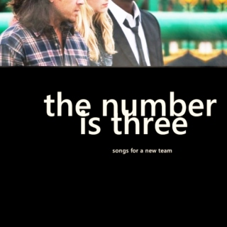 the number is three