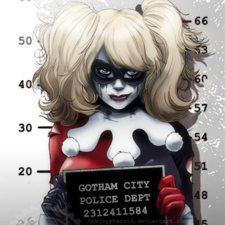 Essence of Harley Quinn
