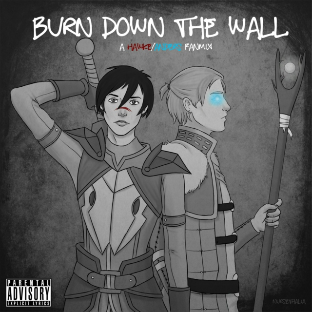 Burn Down the Wall - A Hawke/Anders Fanmix