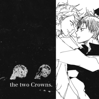 the two Crowns.