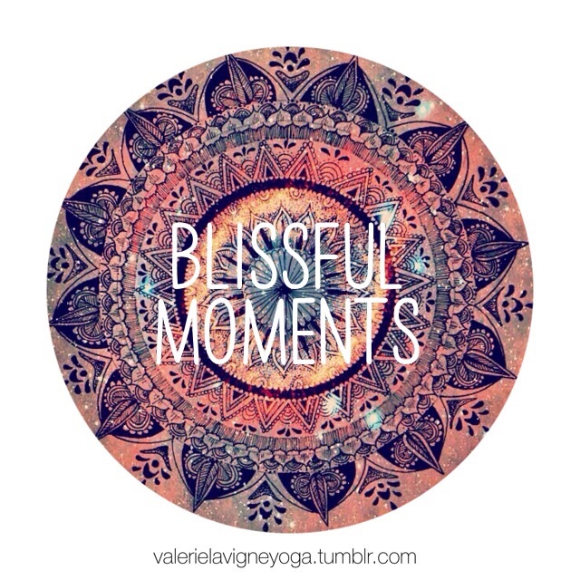 ~blissful moments~