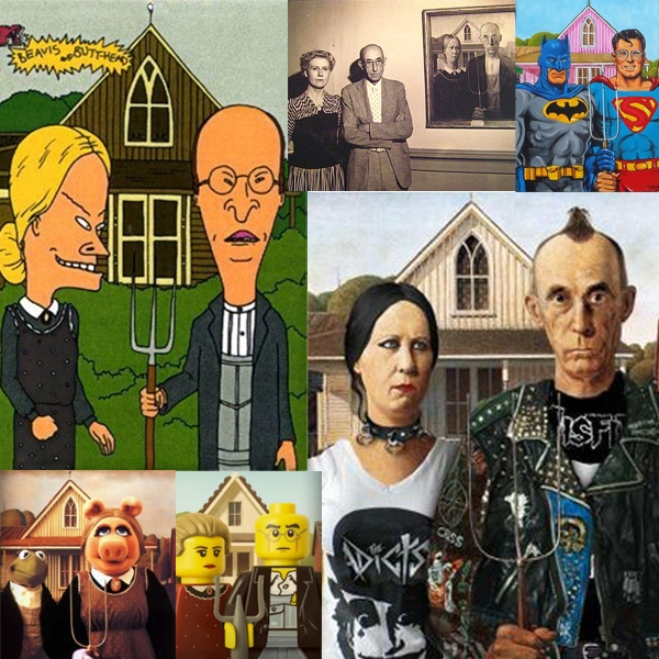American & Southern Gothic