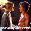 we are going to be friends ~ peter & gwen