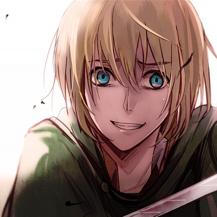 || HOLD ON WE'RE GOING HOME || An Armin Arlert Fanmix