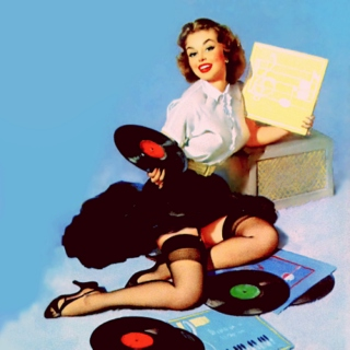 Tunes of the Turntable // 1950's