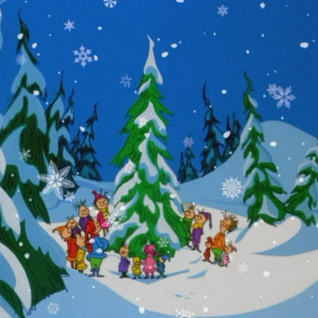 For all the little Whos in Whoville
