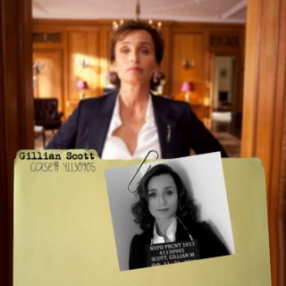 Gillian Scott: Case #41130905