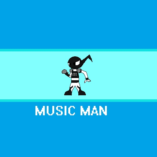 Music Man (Fanmix for the robots masters of MM1 and MMPU)