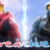 Red Versus Blue