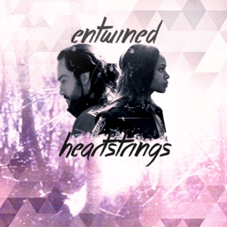 entwined heartstrings