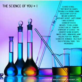 The Science of You + I