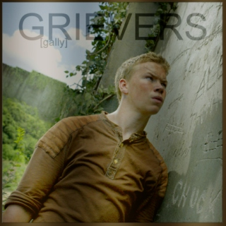 grievers [gally][the maze runner]