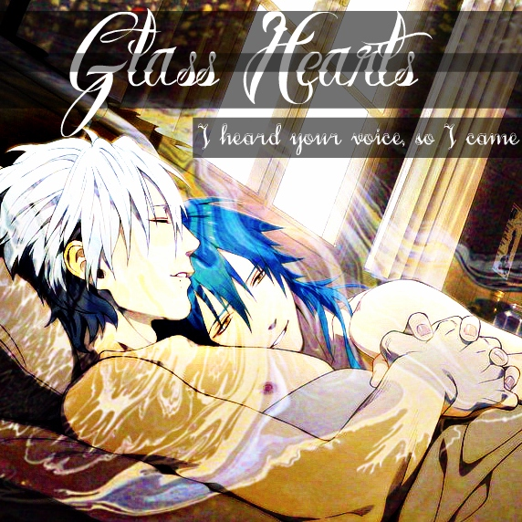 Glass Hearts - A ClearAo Mix