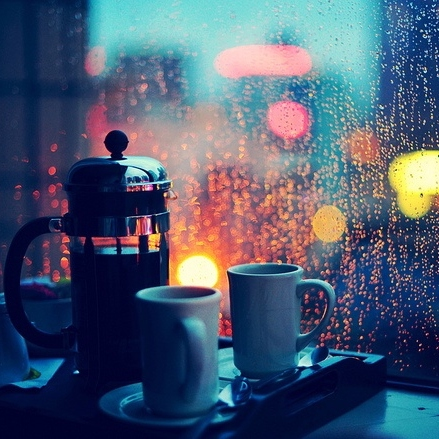 13 songs for a rainy day.
