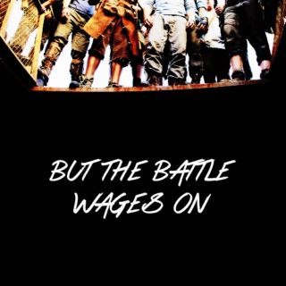 but the battle wages on