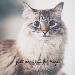 just don't kill the magic;