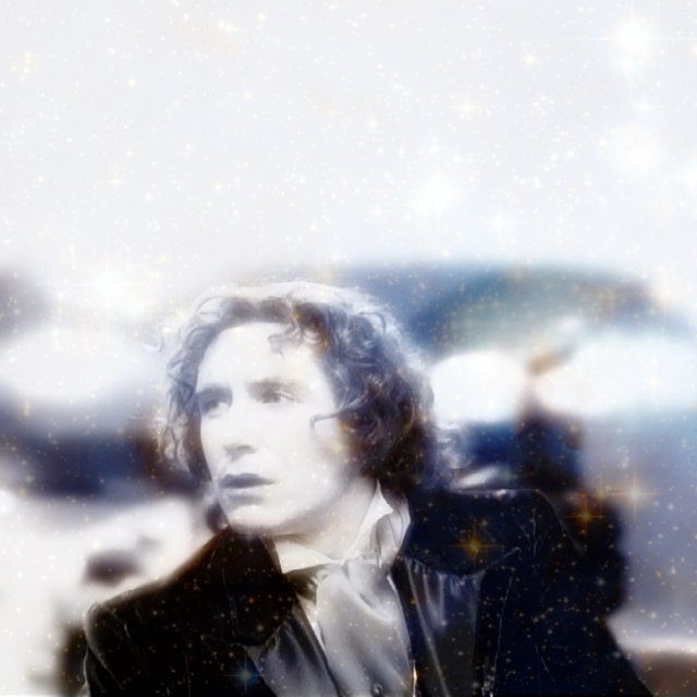 There's A Man I Know - An Eighth Doctor Fanmix