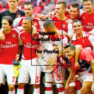 Arsenal FC Playlist