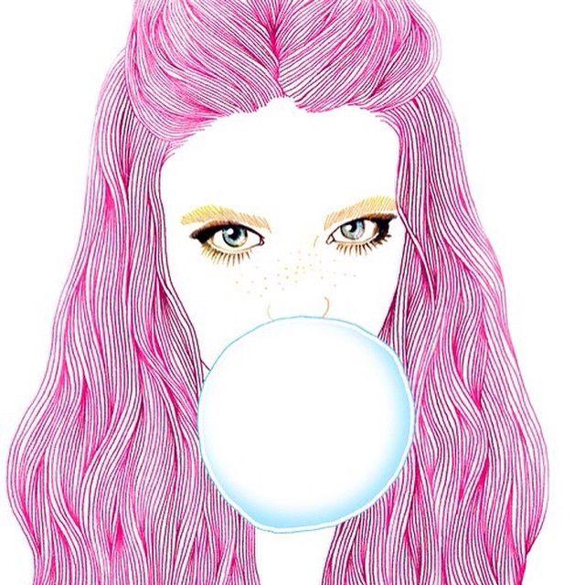 pop your heart like bubblegum