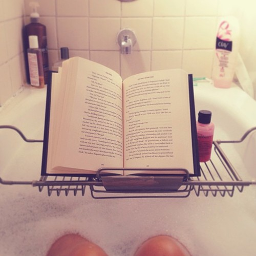 bathtime chill sesh