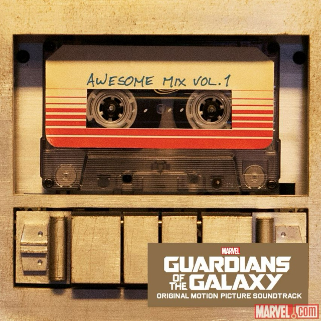 Guardians of the Galaxy:Awesome mix vol. 1