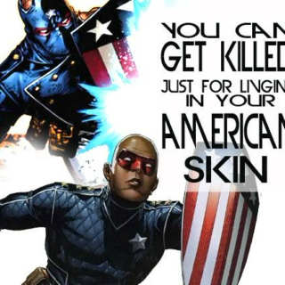 You can get killed just for living in your American skin