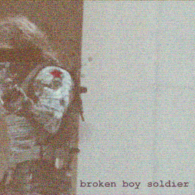 broken boy soldier