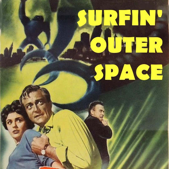 Surfin' Outer Space