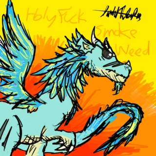 epic fucking playlist for drawing cool dragons