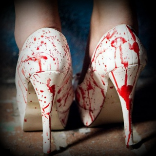 Stiletto Heels & Knives