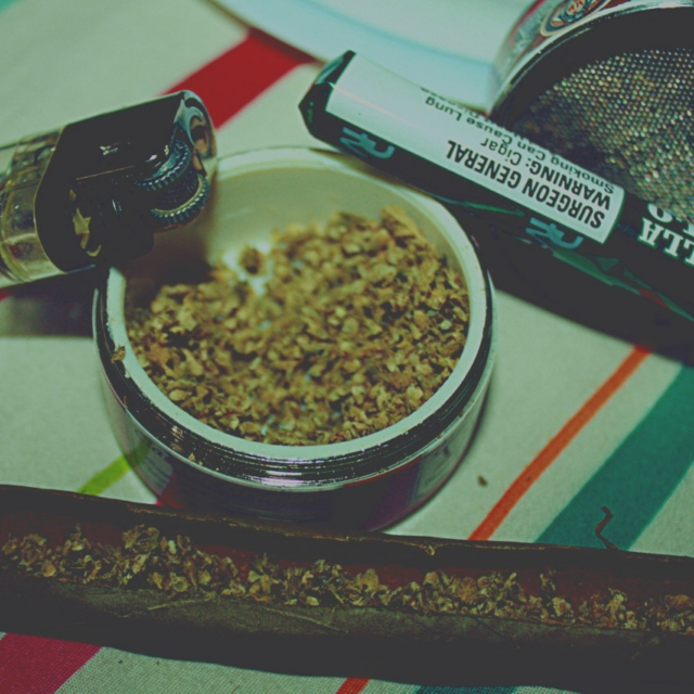 Chill and Stay High *_*